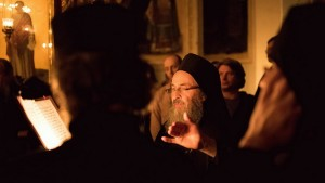 митрополиты Илларион и Онуфрий на Афоне 3