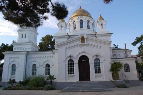 Геленджик. Церковь Вознесения Господня