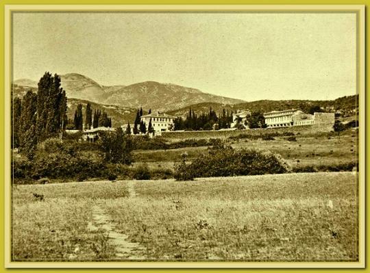 Галерея старых фотографий Андреевского скита, фото 1860-1900 годов 7