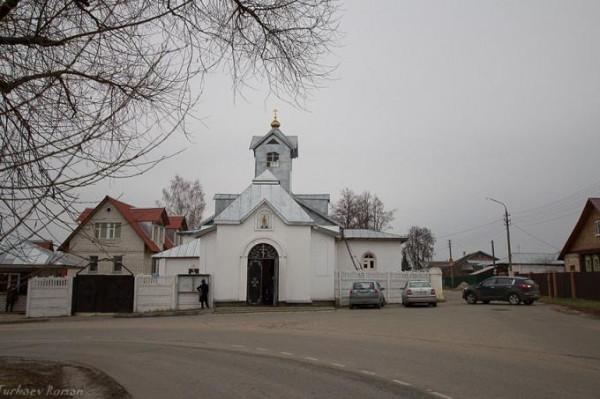 Церковь Параскевы Пятницы - Дрезна - Орехово-Зуевский район