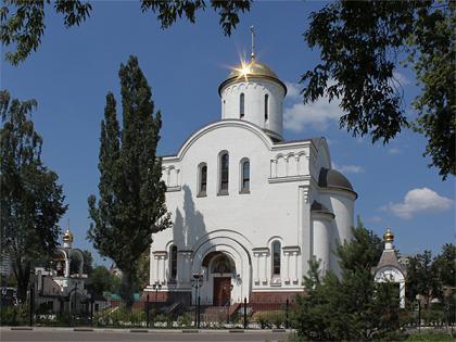 Церковь Преображения, Люберцы, современный вид