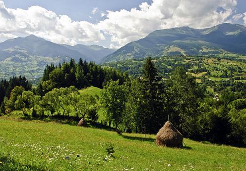 Румыния,  Восточные Карпаты