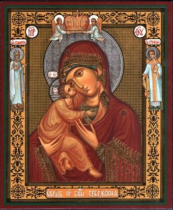 Икона Богородицы Умиление Себежская (Опочецкая)