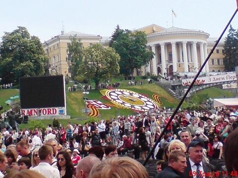 9 мая 2010 года. Киев