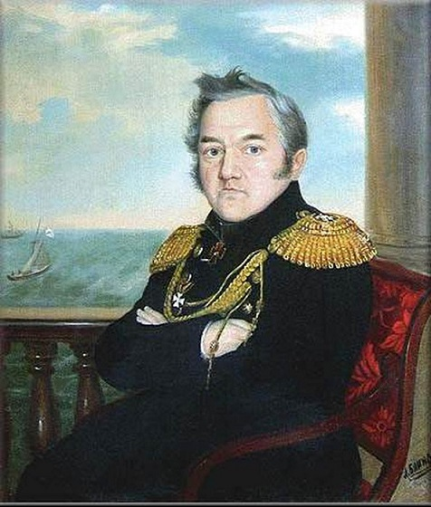 Адмирал Михаил Петрович Лазарев