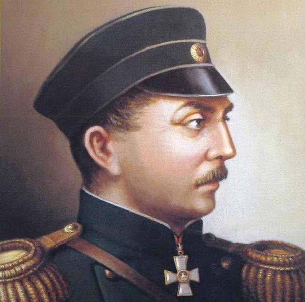 адмирал П.С. Нахимов