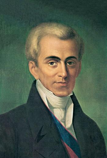 Иоа́нн Каподи́стрия, граф (1776—1831)