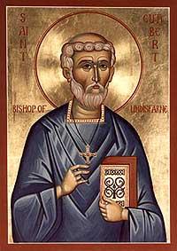 Святитель Кутберт, епископ Линдисфарнский