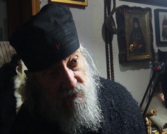 Игумен монастыря Дохиар архимандрит Григорий (Зумис)