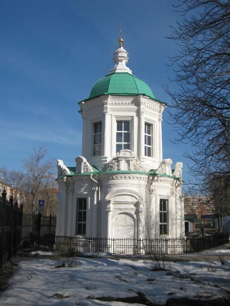 Церковь иконы Божией Матери Знамение в Перове
