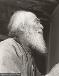 Отец Даниил из келлии св. Петра Афонского
