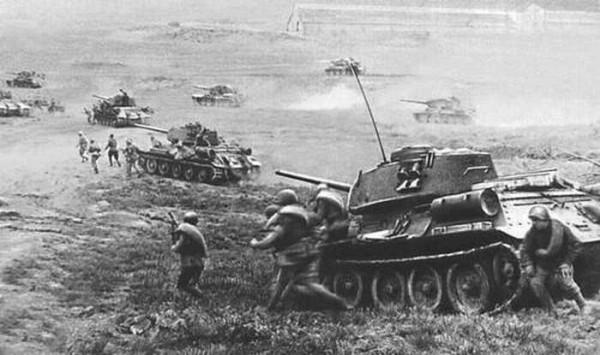 Наступление на Одессу. 3 Украинский фронт. Апрель 1944 года