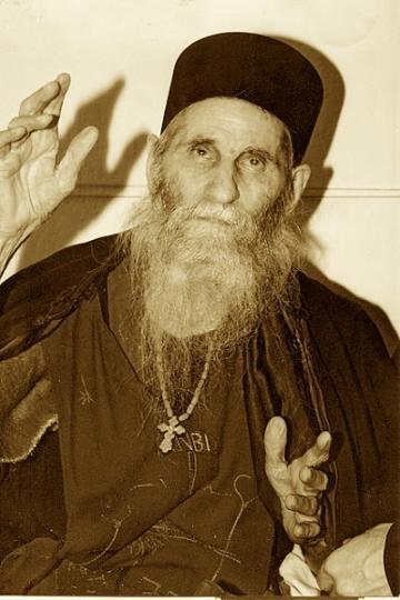 Старец Евфимий  Лавриотис