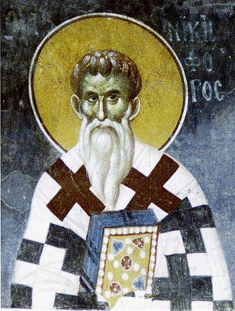 святитель_Никифор_патриарх_константинопольский