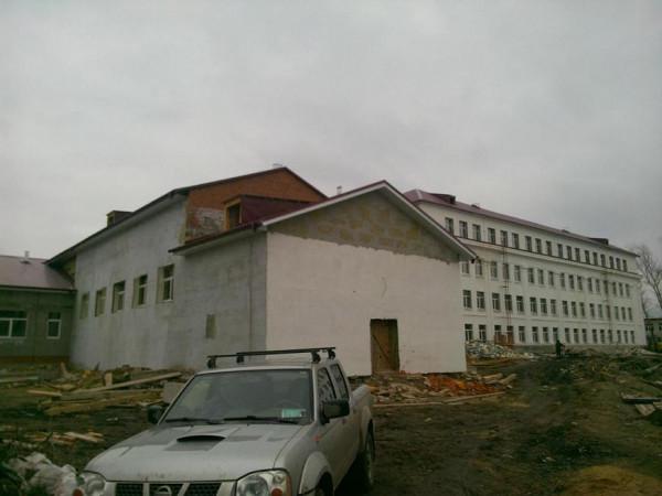 Красная Горбатка, школа 1