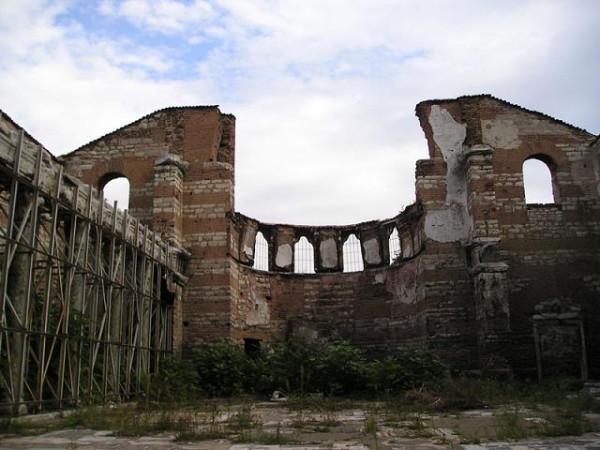 Студийский монастырь во имя пророка Иоанна Предтечи в Константинополе