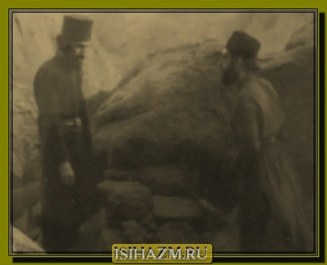 Паисий Святогорец во время подвижничества на Синае, фото до 1964 года