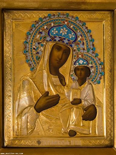 Икона Богородицы Озерянская