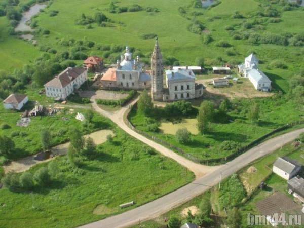 Свято-Предтеченский Иаково-Железноборовский монастырь - Борок - Буйский район - Костромская область