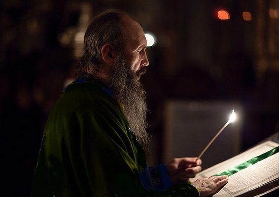 Пасха и Светлая седмица в Русском монастыре на Афоне 1