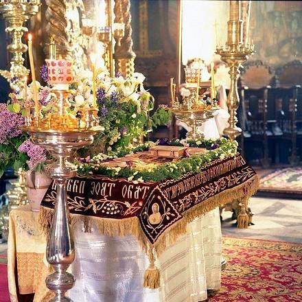 Пасха и Светлая седмица в Русском монастыре на Афоне 2