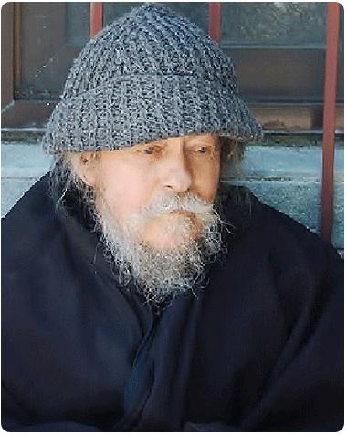 Старец Гавриил Кутлумушский