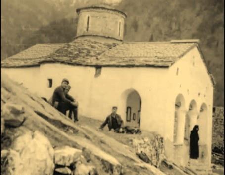 Строительство храма в монастыре Стомион, где подвизался прп. Паисий Святогорец
