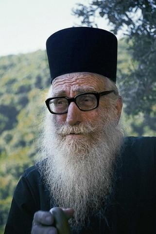 Иеромонах Дионисий, скит Колицу, Святая Гора Афон