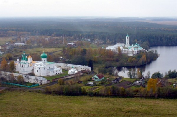 Александро-Свирский монастырь - Старая слобода