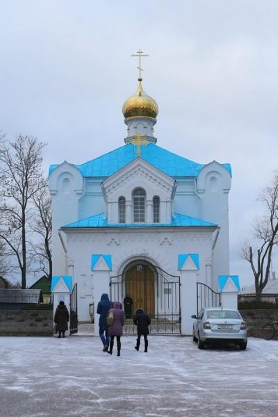Петропавловский храм г. Узда, Белоруссия