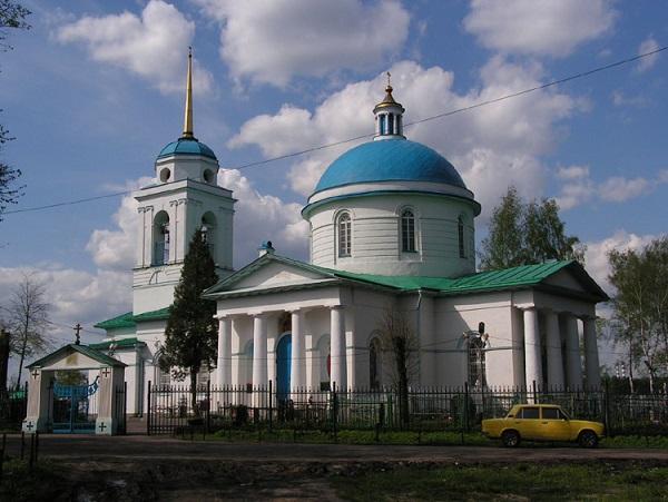 Церковь Казанской иконы Божией Матери - Иванисово - Ногинский район
