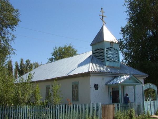 Церковь Илии Пророка - Урджар (б. станица Урджарская) - Казахстан