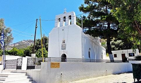 Церковь Богородицы в Халки