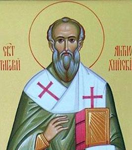 Святитель Григорий Антиохийский, патриарх