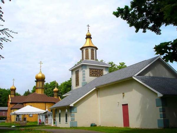 Свято-Тихоновских монастырь, Пенсильвания, США