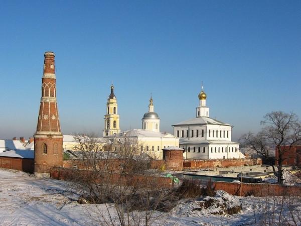 Старо-Голутвин монастырь, Коломна