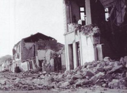 Землетрясение в Коринфе