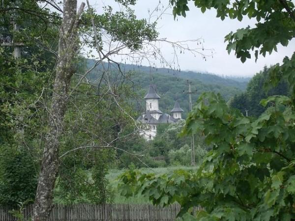 монастырь Сихастрия, Румыния 3