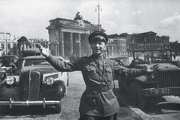 2 мая 1945 года - БЕРЛИН ВЗЯТ!!! 1