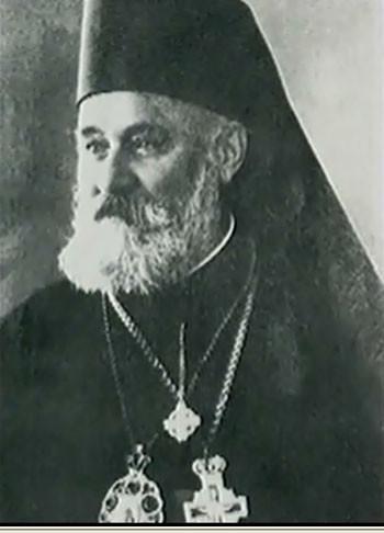 Священномученик Платон (Йованович), Банялукский, епископ