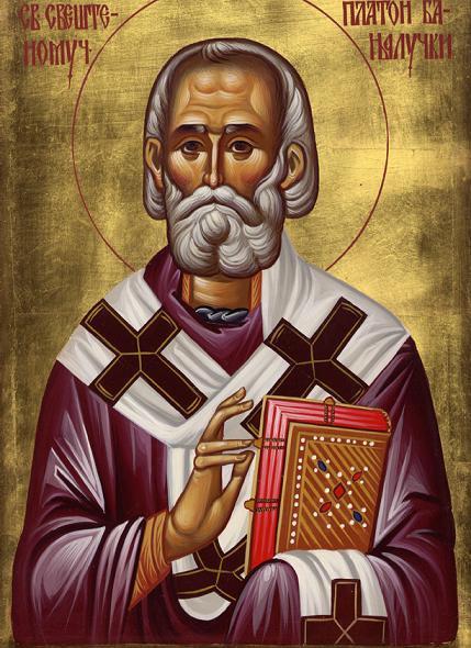 Священномученик Платон (Йованович), Банялукский, епископ  1