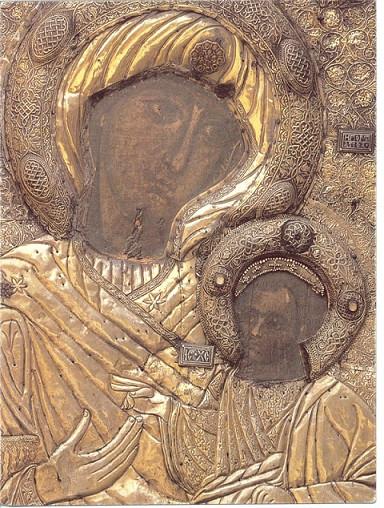 икона Богородицы Иверская