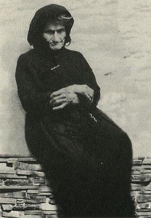 Преподобная София (Хотокуриду)