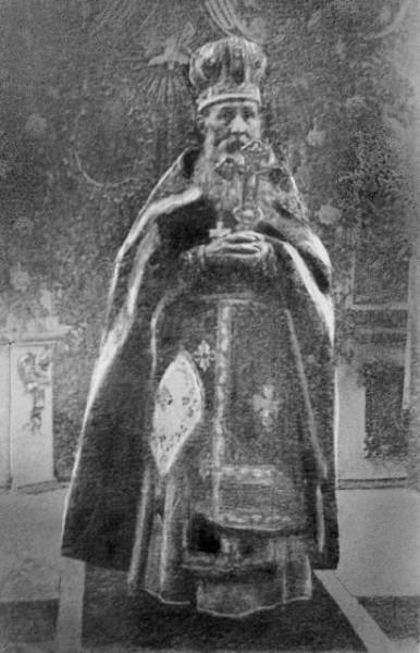 Священномученик Сергий Рохлецов, пресвитер 1