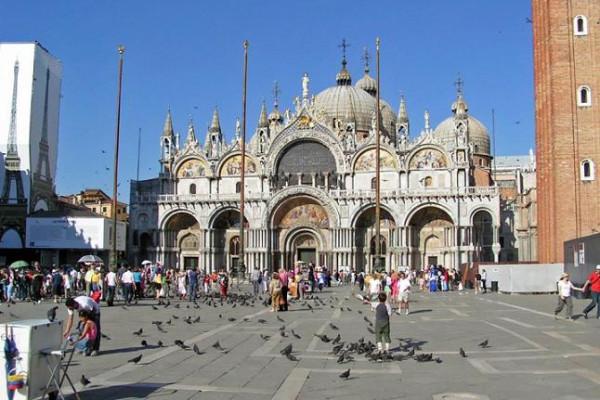 Собор святого Марка,Венеция