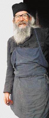 Монах Косьма, проживший 70 лет на Святой Горе