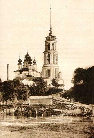 Собор Воскресения Христова - Шуя, начало XX века