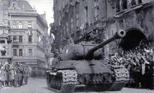 Пражская наступательная операция 6-11 мая 1945 года