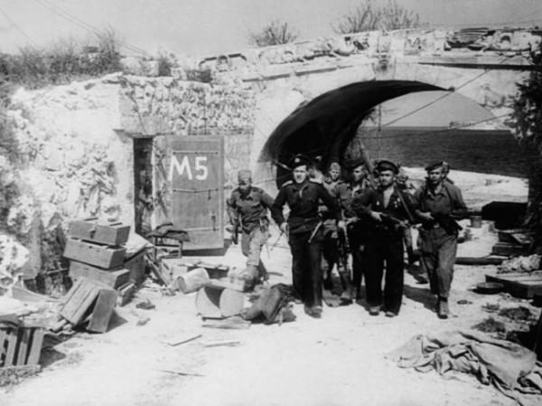 освобожденный Севастополь, май 1944 года