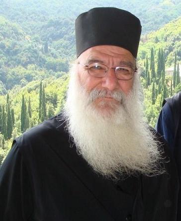 Монах Моисей Агиорит